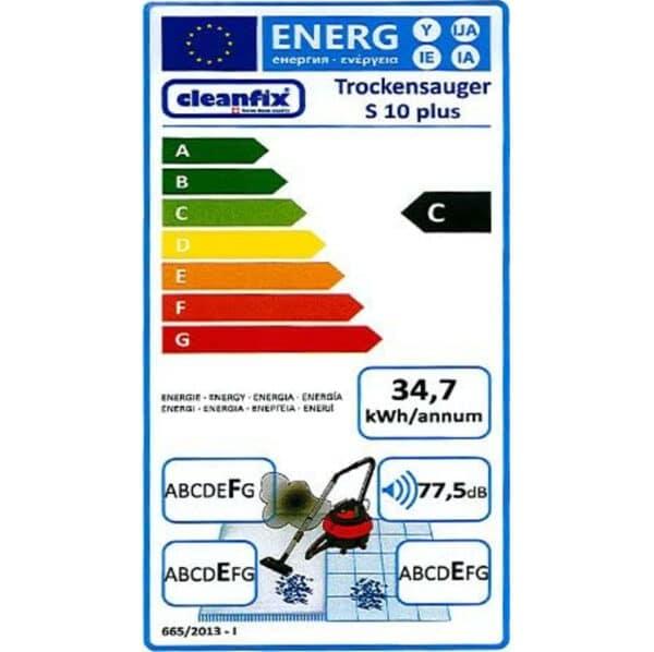 Cleanfix Label
