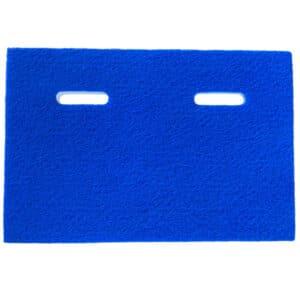 Melamin Pad Supreme blau