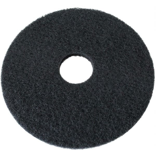 Superpad schwarz black stripper