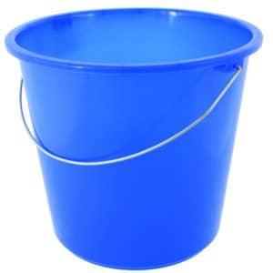 Haushaltseimer 10l blau