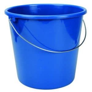 Haushaltseimer 5l blau